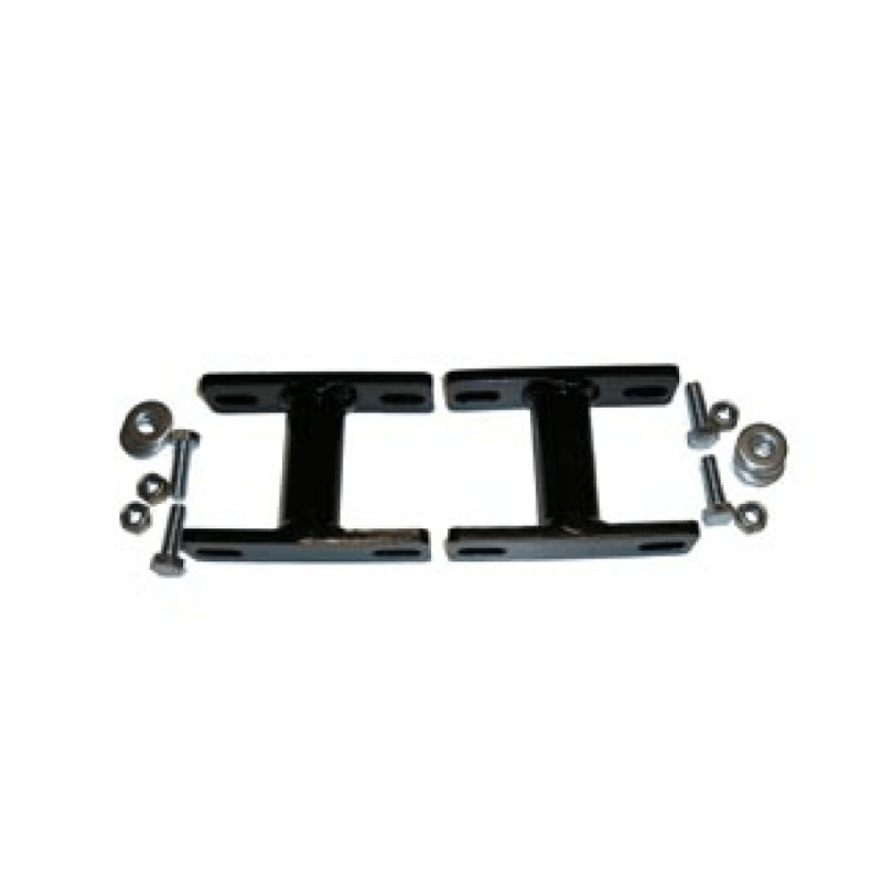 superior front sway bar extension bracket 4