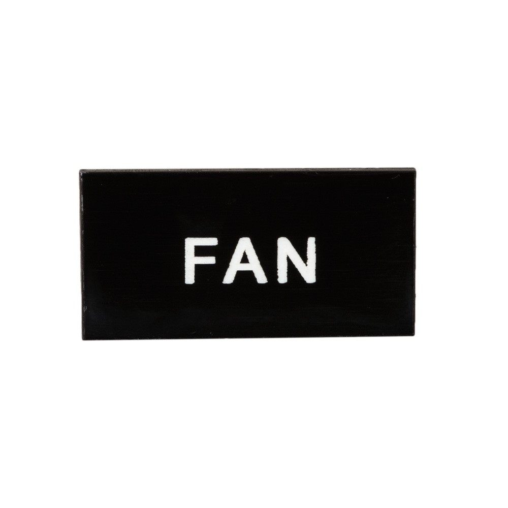 K4 Engraved Dash Label Fan Roma Autosport